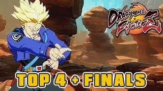 Dragon Ball FighterZ | Exhibition | TOP 4 + Finals (SonicFox, Perfect Legend, Maximilian, D1)