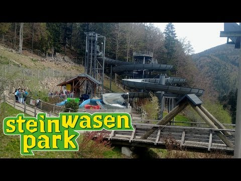 Steinwasen Park 2019 + Deutschlands Spektakulärste Rodelbahn   // Vlog