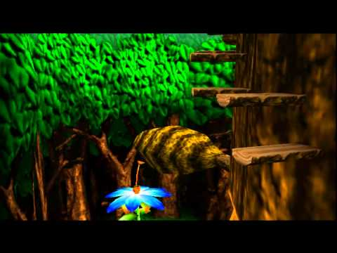 Banjo Kazooie Music: Click Clock Wood Lobby Extended