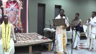 Felicitation to Brahmasri Vaddiparti Padmakar Garu