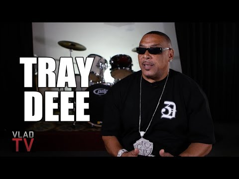 Tray Deee on Throwing a Chair at a Judge After Being Sentenced to 5 Years (Part 2)