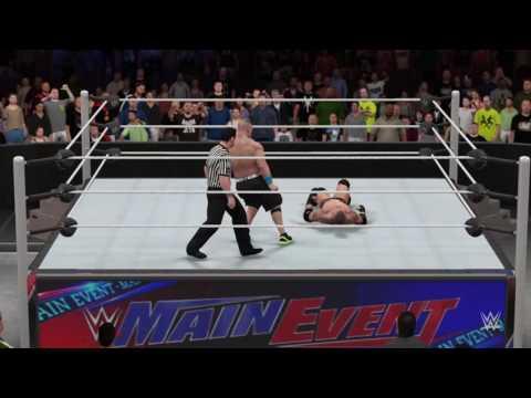 اول مباراه: جون سينا ضد راندي اورتن WWX thumbnail