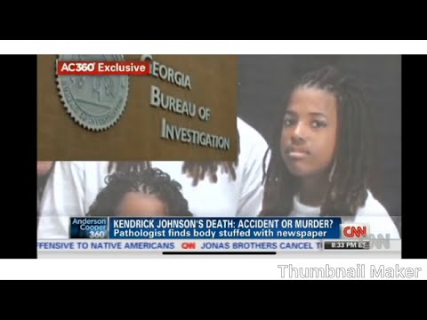 who killed kendrick kj johnson ongoing investigation