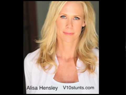 Alisa Hensley Stunt Demo Reel