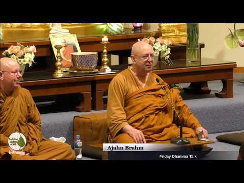 How to React to Life | Ajahn Brahm | 30 June 2017