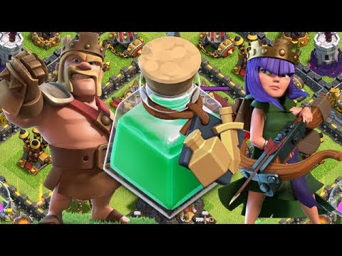 I LOVE TRAINING POTIONS!  TH11 Farm To Max | Clash Of Clans