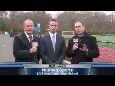 Nutmeg Sports: HAN Connecticut Sports Talk LIVE from Darien High 11.21.16