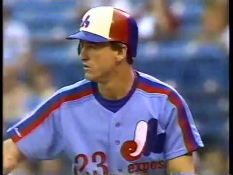 5/4/87 Expos at Braves