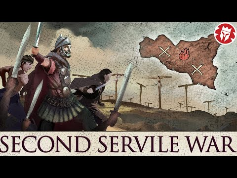 Before Spartacus: Second Servile War against the Roman Republic