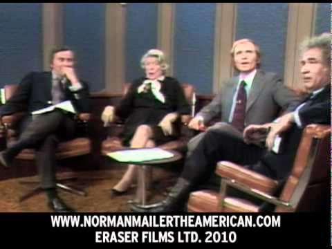 Norman Mailer vs Gore Vidal on the Dick Cavett Show