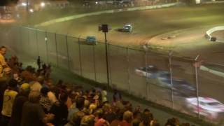 Carolina Speedway Stephen Totherow Jr. Crash