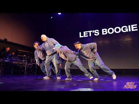 Showcase【LET'S BOOGIE】|20190130 NEW FORCE PARTY VOL.6