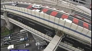 Токийские скоростные дороги / Tokyo highways