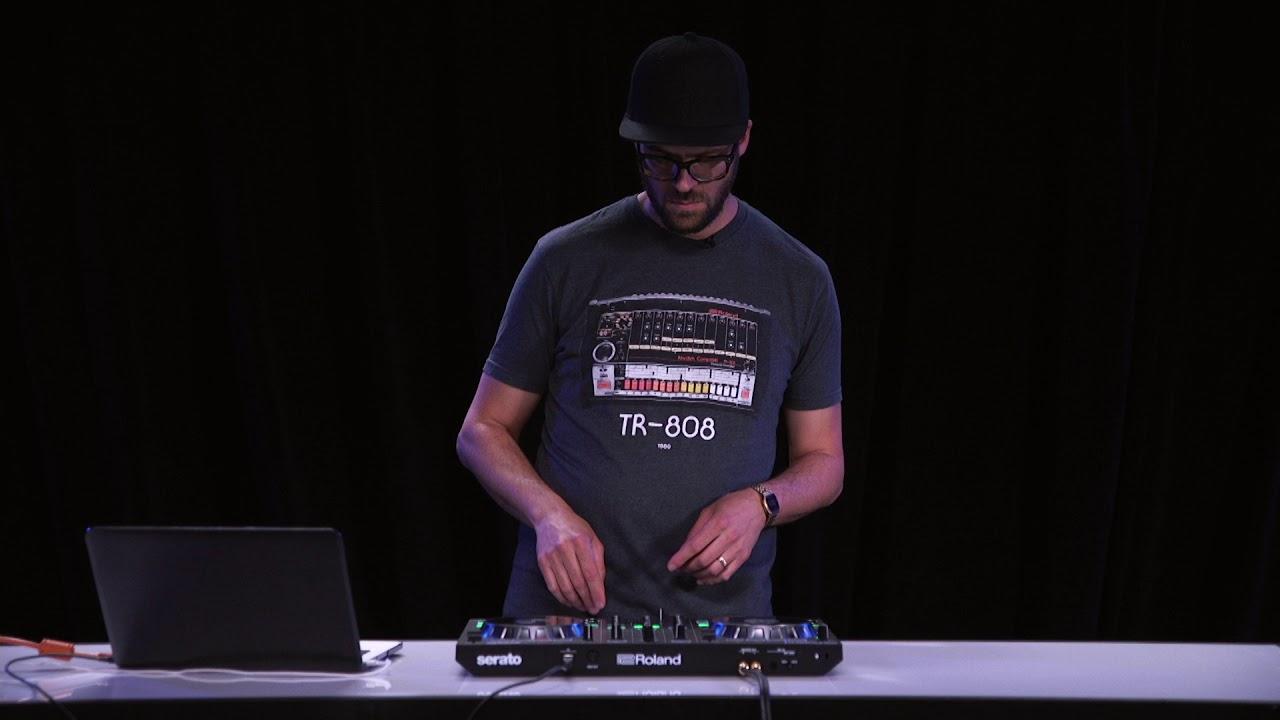 Roland - DJ-202 MIXPACK