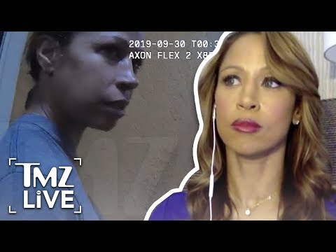 Stacey Dash Arrested For Dom. Violence! | TMZ Live