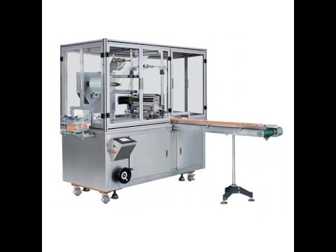Automatic Transparent Film Packing Machine For Box Cellophane Wrapping System Manufacturer