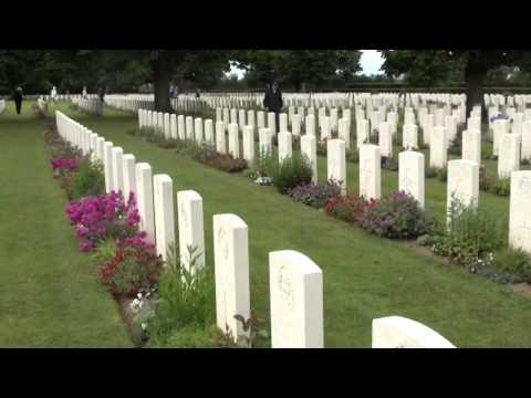 Bayeux War Cemetery June 2012