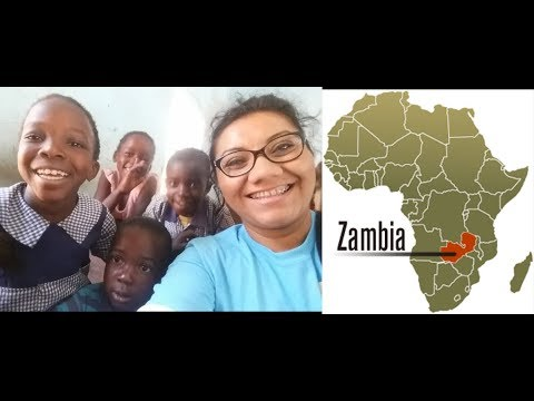 Making a Difference in Zambia Africa - Children's Ministry