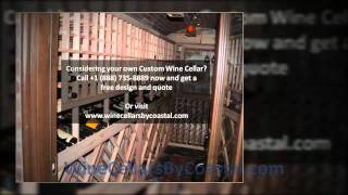 Custom Wine Cellars New Jersey Wine Cellar Builders Sneak Peek