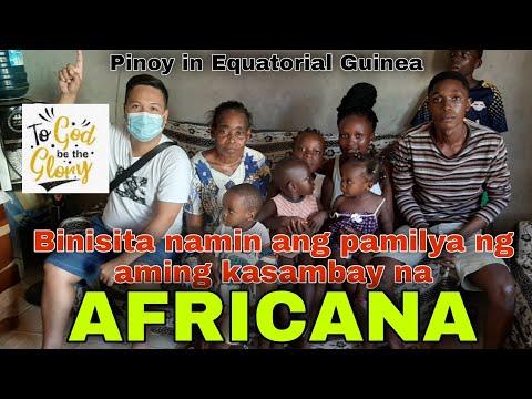 BUHAY OFW SA AFRICA//BINISITA NAMIN ANG AMING KASAMBAHAY NA AFRICANA
