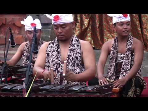 Bali Arts Festival 2016:  Salonding Klasik , Gending Penganap Sekar.