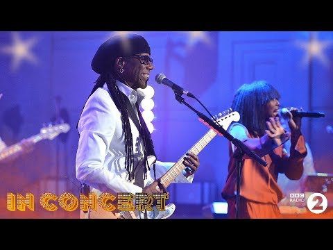 CHIC featuring Nile Rodgers - I'm Coming Out / Upside Down