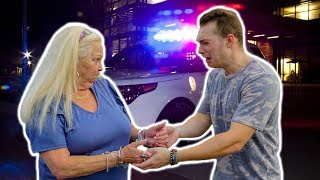 KIDNAPPING GRANDMOM PRANK