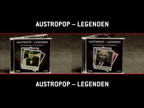 """Austropop-Legenden"" die CD-Reihe zur TV Serie (official TV Spot)"