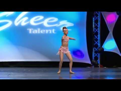 """Maddie's solo """"Fool Me Once"""" - Dance Moms"""