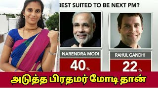 Mood Of Nation Survey About Modi