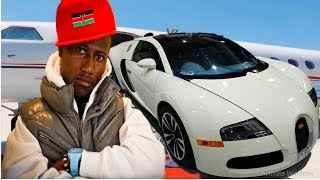 7 EXPENSIVE THINGS OWNED BY OCTOPIZZO