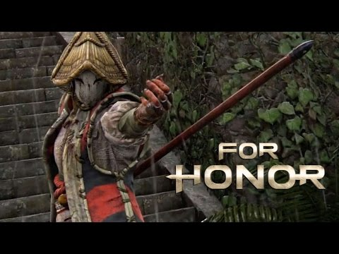 For honor - Nobushi Class Guide - Full Moveset, Bleed Ability, Playstyle