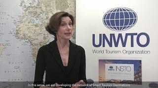 Isabel Oliver, Secretary of State for Tourism of Spain - Interview INSTO2018