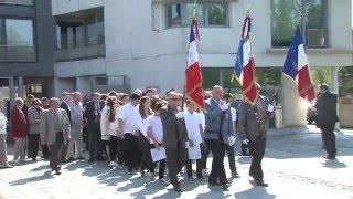Mémoire : Magny-les-Hameaux commémore le 8 Mai 1945