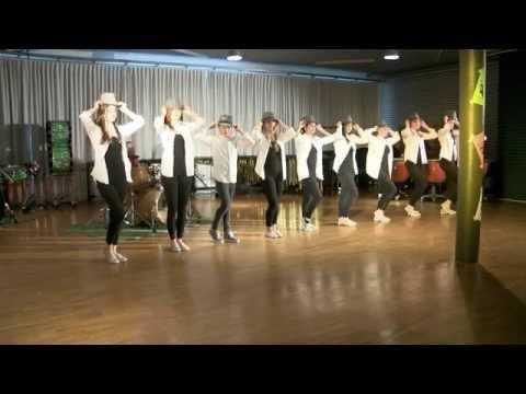 Tanz und Groove Vorführung Zentrum für Musik und Tanz Weinfelden