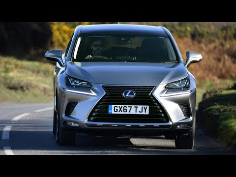 Lexus NX300h 2018 review From £30,2146