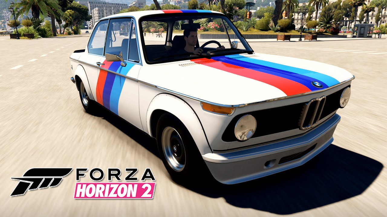 forza horizon 2 4 bmw 2002 turbo xbox one pt 1080p. Black Bedroom Furniture Sets. Home Design Ideas