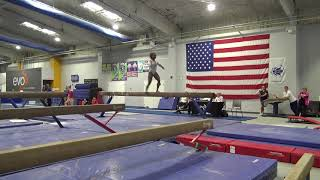 Simone Biles - Balance Beam - 2019 Women's Worlds Team Selection Camp