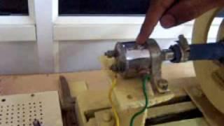 Make A Generator (dc) High School Physics Project Ravish Dynamo