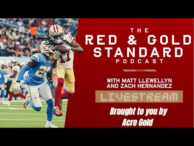 Red and Gold Standard Podcast Preseason week 2 Review