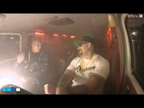 John Salley & Brad Xavier - The Smokebox | BREALTV