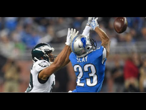DARIUS SLAY SIGNS 4 YEAR EXTENSION WORTH $50.2 MILL WITH LIONS!