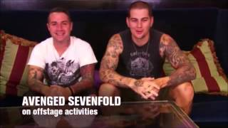 Avenged Sevenfold Funny Moments