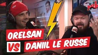 Orelsan affronte Daniil le russe - Guillaume Radio sur NRJ