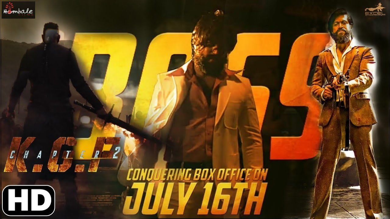 Kgf Chapter 2 Box Office collection,Yash, Sanjay Dutt,Kgf chapter 2 Teaser, Kgf 2 Trailer, #Kgf2