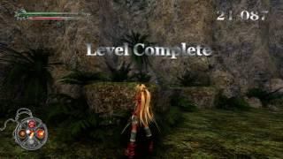 X Blades Gameplay (Xbox 360)
