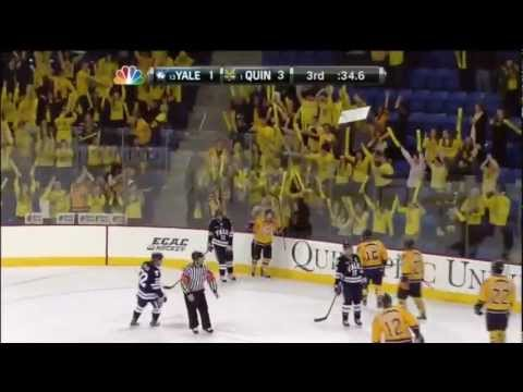 NBC Sports Highlights of QU vs. Yale