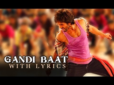 Shahid does the Gandi baat - R..ar