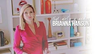 brianna hanson | that girl's a genius Video