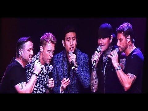 Newest Boyzone Member? Christian Bautista  No Matter What Boyzone  in Manila 2018